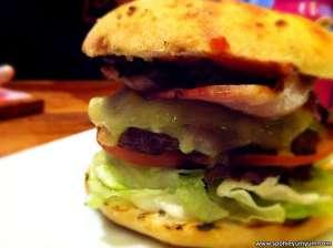 jus burger