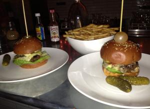 Dinerr burger