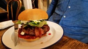 The Big Burger.