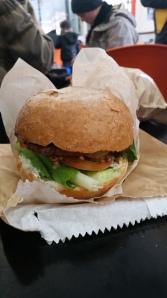 The Titan Burger