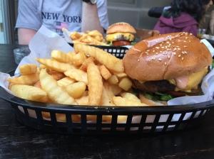 Gloria Swanstons Kick-ass Beef Burger
